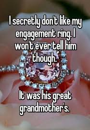 grandmothers ring the great grandmother s ring women reveal how they really feel