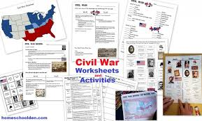 slavery civil war unit 75 pages homeschool den