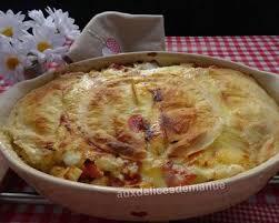cuisine az tartiflette recette tartiflette