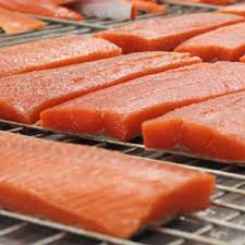 thanksgiving smoked salmon limited edition