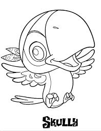 parrot jake u0026 neverland cookie jake neverland pirates
