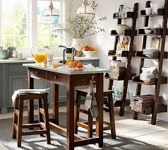kitchen display ideas stepping it up in style 50 ladder shelves and display ideas