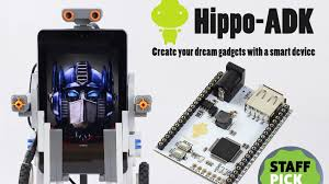 hippo adk create your dream gadget with a smart device by hippo