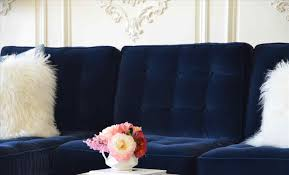 blue sofa decor xrmbinfo