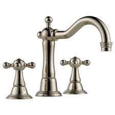 Brizo Bathroom Faucets Widespread Lavatory Faucet 65338lf Pn Tresa Bath Brizo