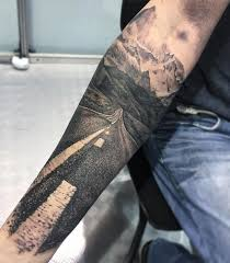 travel tattoo images 16 super creative travel tattoo ideas that will make you pack your jpg
