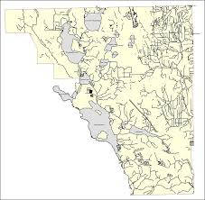 Marian University Map Florida Waterways Osceola County Outline 2008