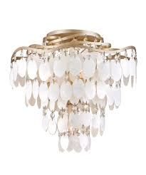 Semi Flush Mount Corbett Lighting 109 34 Dolce 16 Inch Wide Semi Flush Mount