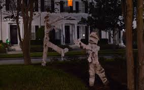 chloes inspiration halloween outdoor decorations in celebration