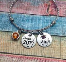 Graduation Jewelry Gift Custom Grad Gift Graduation Bracelet 2017 Graduation Jewelry
