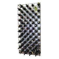 wall hanging wine rack wine fridge cabinet uk wood and metal wine