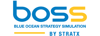 blue ocean strategy simulation