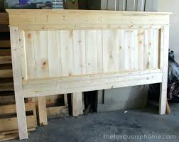 King Size Wooden Headboard Wooden Headboards Headboard More Wood Headboard Plans Us1 Me
