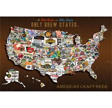 State By State Map Of Usa by The Best Beer By State Aleheads World Beer Map Of Awesome By Pure