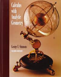 calculus with analytic geometry amazon de george f simmons