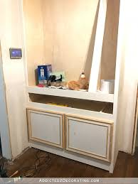 easy diy cabinet doors simple diy cabinet doors make cabinet doors with basic tools