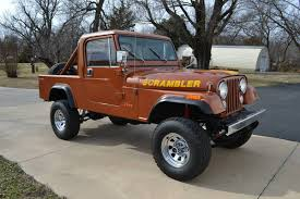 scrambler jeep jeep scrambler for sale in missouri cj 8 north american classifieds