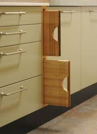 cutting kitchen cabinets chopping board pull out in between kitchen cabinets kitchen