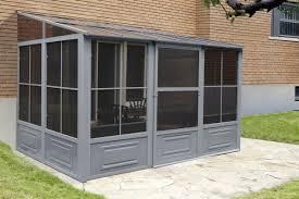 patio gazebo 10 x 12 gazebo penguin all season add a room 12 ft w x 10 ft d aluminum