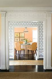 how to decorate a dining room wall