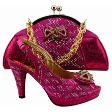 wedding shoes in nigeria high quality nigeria fuchsia color wedding shoes italian shoes and