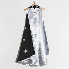 magic glitter cape by alice cook designs notonthehighstreet com