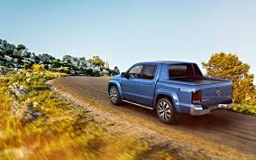volkswagen truck 2017 volkswagen amarok is midsize lux truck we can u0027t have