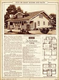 1930s Bungalow Floor Plans 2012 January Sears Modern Homes