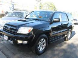 4runner toyota 2005 used 2005 toyota 4runner for sale pricing features edmunds