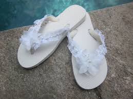 wedding flip flops wedding flip flops wedges for white flip flops wedding