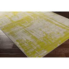Green And Brown Area Rugs Lime Green Area Rug 5 7 Roselawnlutheran
