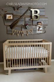 Rustic Nursery Decor Vintage Nursery Designed By From Southern Farmhouse