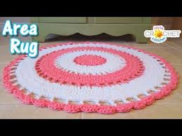 Area Rug Pattern Beautiful Area Rug Crochet Tutorial