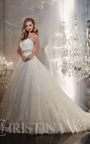 wu wedding dresses 20 beautiful gown wedding dresses for glamorous brides