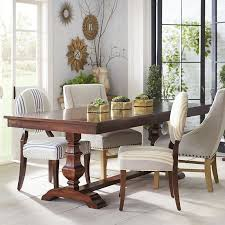 Bradding Espresso  Dining Table Espresso Room And Farm Tables - Pier one kitchen table