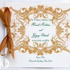 Christmas Wedding Programs Christmas Wedding Program U2013 Citrine Designs