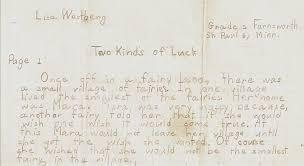 Writing On Graph Paper Kids Ask Me Lisa Westberg Peters