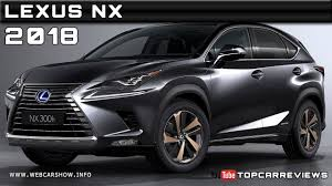 2016 lexus nx interior dimensions 2018 lexus nx review rendered price specs release date youtube