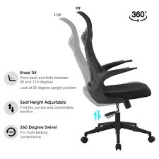 Chair Swivel Mechanism by Ergonomic Highback Mesh Executive Office Chair Swivel Desk Gaming