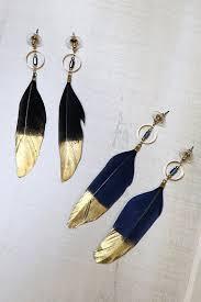 feather earrings feather earrings spero