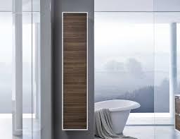 Tall Bathroom Storage Cabinet by Mastella Creazioni Tall Unit 25 B Modern Designer Furniture In Wenge