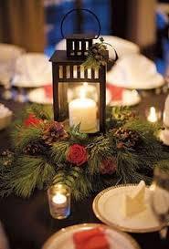 White Lantern Centerpieces by Coffee Table Idea Christmas Decor Pinterest Christmas Decor