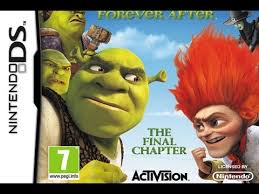 cgrundertow shrek nintendo ds video game review