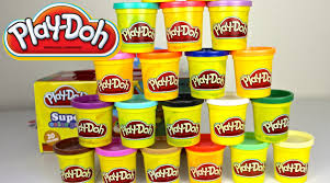 super colorful play doh super color 20 pack caparoom