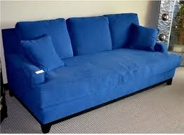 Microfiber Sofa Sleeper Attractive Blue Sleeper Sofa Best Images About Blue Sofa On