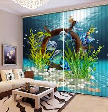 online get cheap dolphin curtains aliexpress com alibaba group