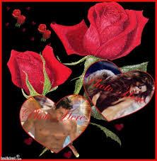 roses and hearts animated hearts imikimi