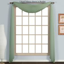 Voiles For Patio Doors by Monte Carlo Sheer Voile Window Treatment