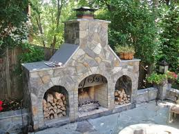 Landscape Fire Features And Fireplace Image Gallery Outdoor Fireplaces And Fire Pits Angie U0027s List