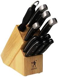 Cheap Kitchen Knives by Amazon Com Ja Henckels International 35309 000 Knife Block Set